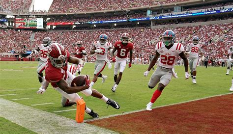 Alabama vs Ole Miss Prediction, Game Preview