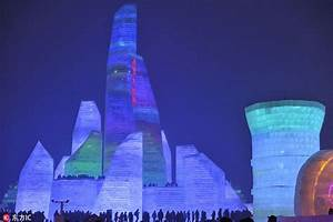 China's Annual Ice Festival | Innocent Bystanders