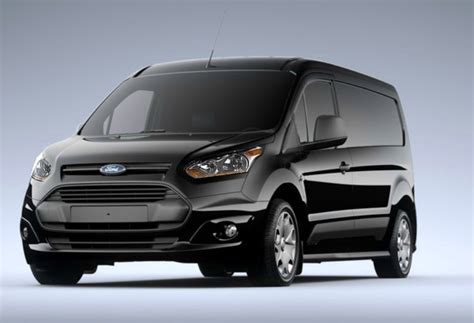 ford transit connect cargo top speed