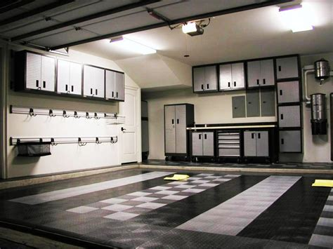 Garage Designs : Custom Garages