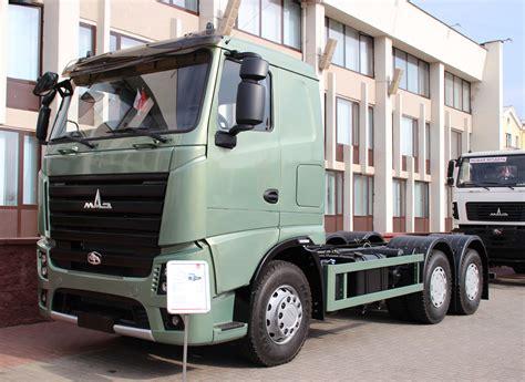 maz heavy trucks iepieleaks