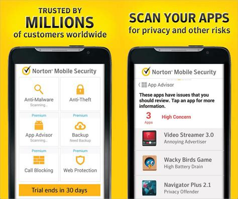 norton mobile security android free 1 year norton mobile security antivirus protection
