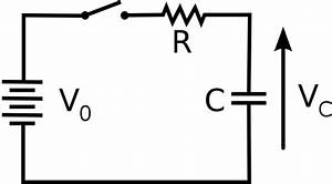 electrostatics capacitance of a capacitor physics With rc circuit plotpng