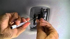 Replacing Honda Civic Interior Light  Dome Light  2006