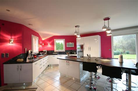 cuisine moderne avec ilot central grande cuisine avec ilot central cuisine equipee moderne