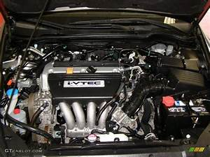2007 Honda Accord Ex Sedan 2 4l Dohc 16v I