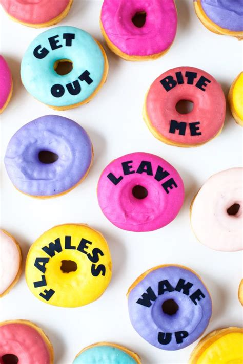 46 best donut party ideas images on 73 best donut sleepover party images on donuts