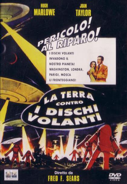 Dischi Volanti Verona La Terra Contro I Dischi Volanti 1956 Mymovies It