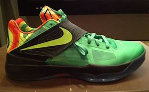 "Nike Zoom KD IV ""Weatherman"" - Detailed Images"