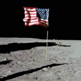 Amazing Stories | Flags On The Moon: Program Apollo (The ...