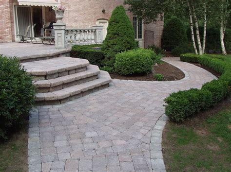 unistone patio modern patio outdoor