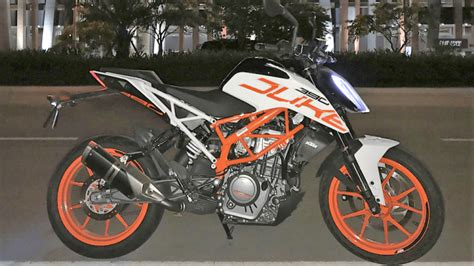 Rent Ktm Duke 390cc Motorcycle In Makati City Manila