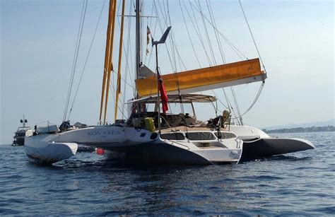 Trimaran For Sale by The Multihull Company Used Trimarans For Sale