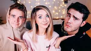 Boyfriend VS Brother Part 2! | Zoella - YouTube