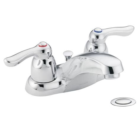 4925 moen chateau series two handle chrome