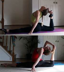 Before and After 100 Day Contortion Challenge | Side Split ...
