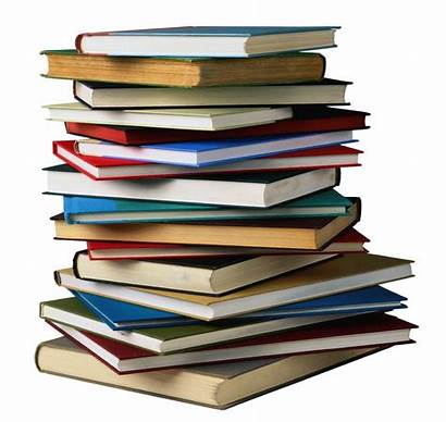 Animated Books Stack Falling Clipart Author Gifs
