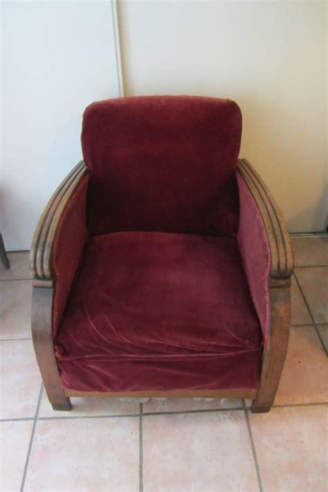 fauteuil annee 30 deco dudew