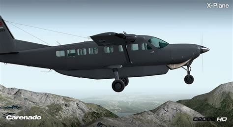 C208b Grand Caravan Hd Series X-plane - General Aviation X ...