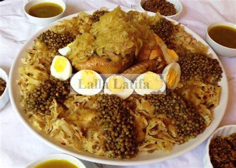 recette cuisine marocaine les secrets de cuisine par lalla latifa rfissa