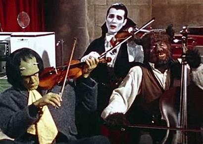 Dracula Frankenstein Tv Gifs Halloween Monsters Animated