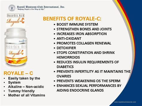Royale Business Club Ansel Ignacio Products
