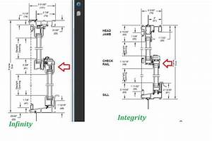 Marvin Integrity Vs Infinity Differences  U0026 Double Hung Avg