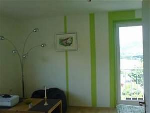 Wand Farbig Streichen Ideen : zimmer streichen dachte an streifen aber wie ~ Lizthompson.info Haus und Dekorationen