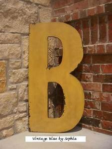 3 foot tall wood letters for the nieces nephew pinterest With 3 foot letters