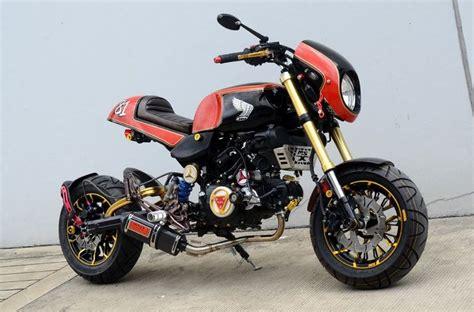 Honda Msx 125 By Kd Shop Thailand