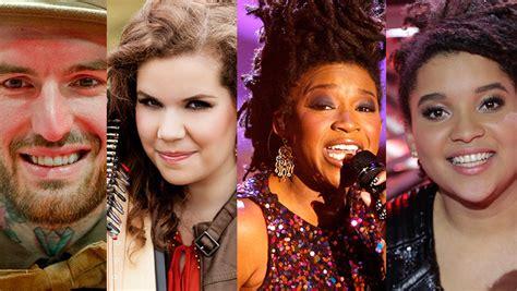hoe verging het de vier winnaars van  voice tv radio adnl