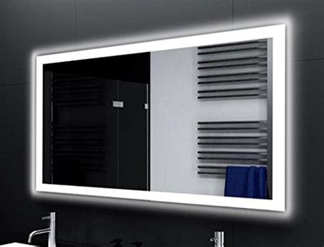 badspiegel designo ma4110 mit a led beleuchtung b 80 cm x h 80 cm made in germany