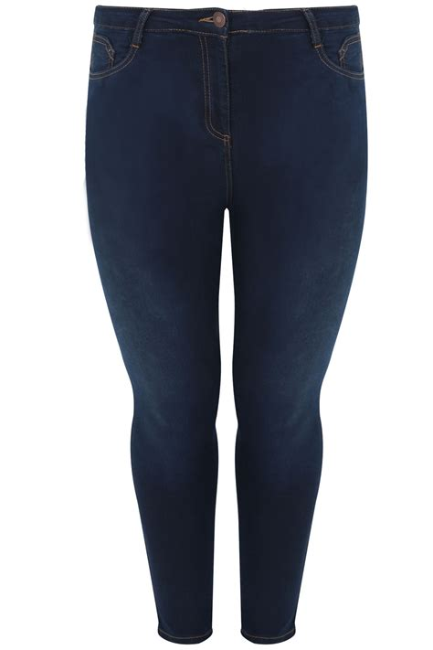 Date Post Jenny Template Responsive by Indigo Blue Skinny Stretch Ava Jeans Plus Size 16 To 28