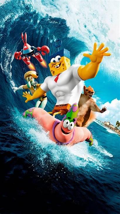 Spongebob Sponge Water Poster Bob Phone Patrick