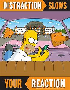 simpsons safety posters free