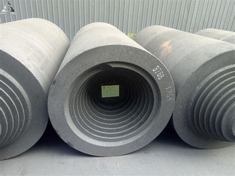 large size carbon electrode