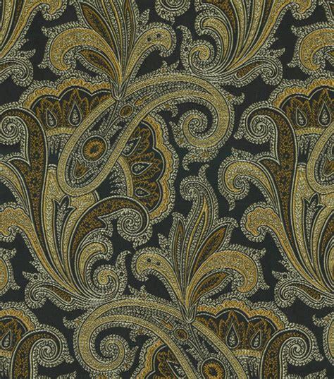 Upholstery Tacks Joann Fabrics by Upholstery Fabric Waverly Tamsin Onyx Jo