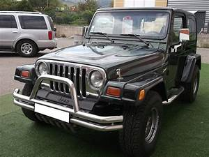 4x4 Ocasion : 4x4 jeep wrangler tj 2 5l hard top jeep vo639 garage all road village specialiste 4x4 a aubagne ~ Gottalentnigeria.com Avis de Voitures