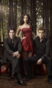New promo picture season 2 in UHQ - The Vampire Diaries ...
