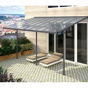Terrassenüberdachung Aus Aluminium : terrassen berdachung aus aluminium verstellbar 3 05x5 57m ~ Whattoseeinmadrid.com Haus und Dekorationen