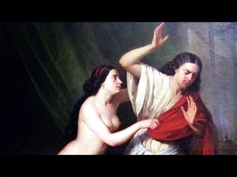 la femme moderne et la femme ancienne le corps humain d 233 sir 233 joseph et la femme de potiphar