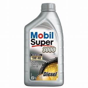 Huile 5w40 Diesel Leclerc : huile moteur mobil super 3000 5w40 diesel 1 l ~ Dailycaller-alerts.com Idées de Décoration