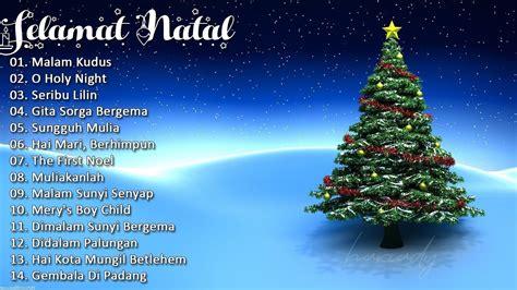 lagu natal terbaru   populer selamat natal youtube