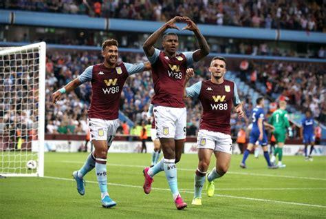 Liverpool Aston Villa Result