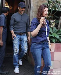 Akshay Kumar and Twinkle Khanna twinning in blue is the ...