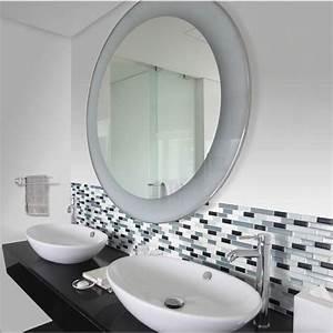 carrelage adhesif tout ce que vous devez savoir With carrelage adhesif salle de bain avec rouleau de led