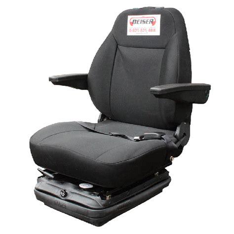 siege pneumatique siège pneumatique réglable équipements pour tracteur