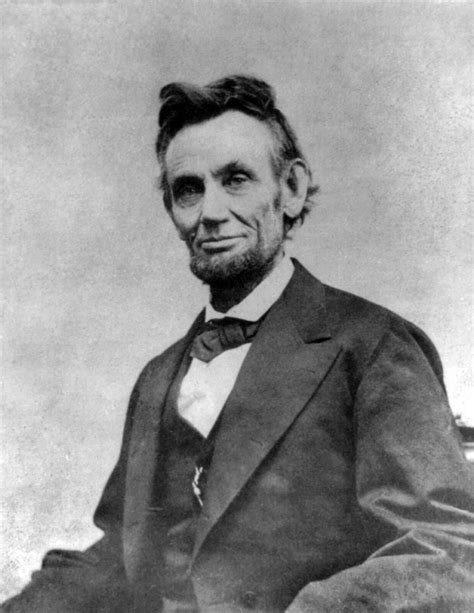 Fileabraham Lincoln O115 By Gardner, 1865png
