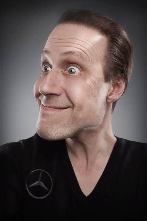 ruadh delone  genius  comical photo manipulation