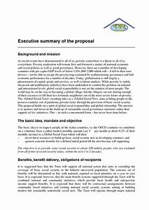 research synopsis template - examples of executive summaries example mughals